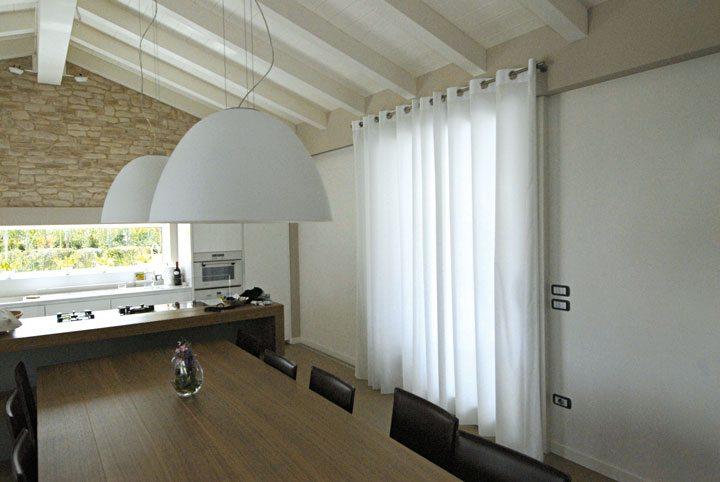 Tende per interni pozzato tappezzieri for Design per interni